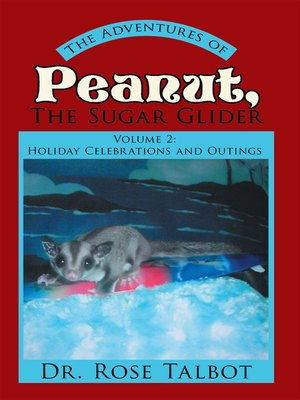 cover image of The Adventures of Peanut, the Sugar Glider
