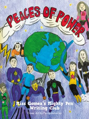cover image of Peaces of Power