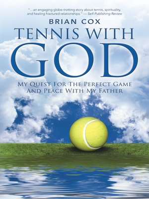 cover image of Tennis with God