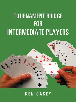 cover image of Tournament Bridge for Intermediate Players