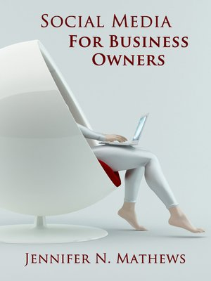 cover image of Social Media Marketing for Business Owners