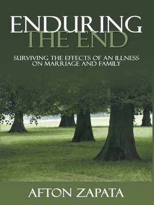 cover image of Enduring the End