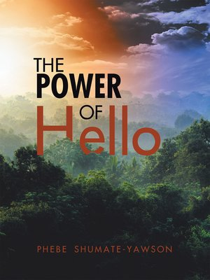 cover image of The Power of Hello