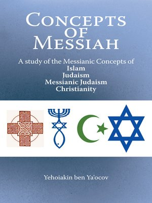 cover image of Concepts of Messiah