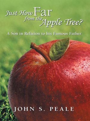 cover image of Just How Far from the Apple Tree?