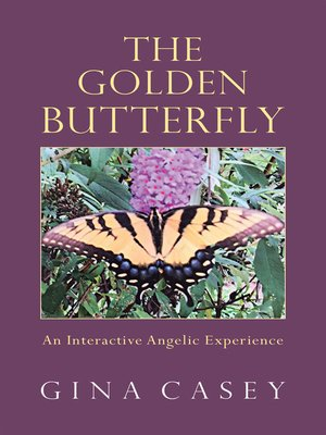 cover image of The Golden Butterfly