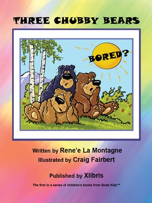 cover image of Three Chubby Bears