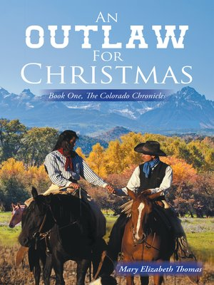 cover image of An Outlaw for Christmas