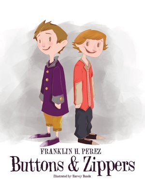 cover image of Buttons & Zippers