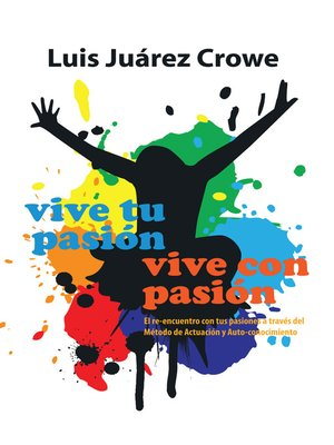 cover image of Vive Tu Pasin... Vive Con Pasin