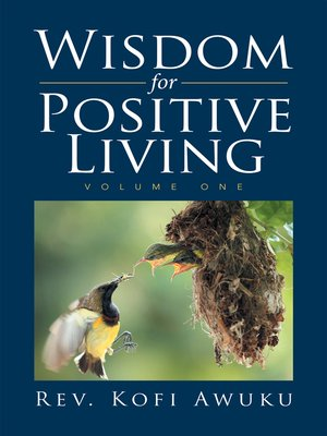 cover image of Wisdom for Positive Living