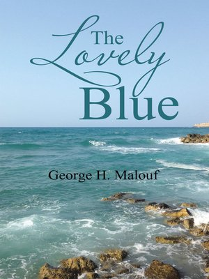 cover image of The Lovely Blue