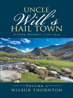 cover image of Uncle Wills Hail Town