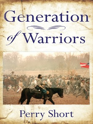 cover image of Generation of Warriors