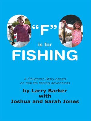 "cover image of ""F"" is for Fishing"