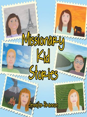cover image of Missionary Kid Stories