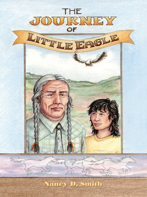 cover image of The Journey of Little Eagle