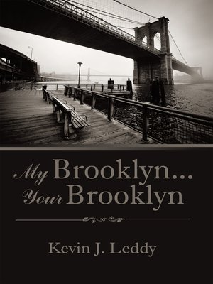 cover image of My Brooklyn . . . Your Brooklyn