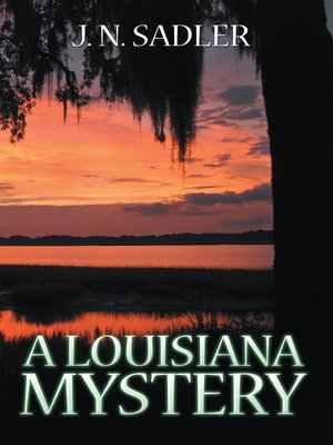 cover image of A Louisiana Mystery