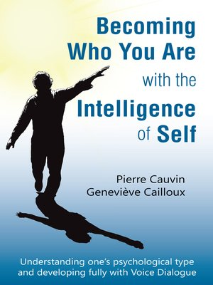 cover image of Becoming Who You Are with the Intelligence of Self