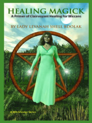 cover image of Healing Magick