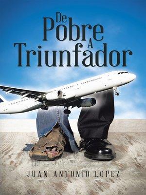 cover image of De Pobre a Triunfador