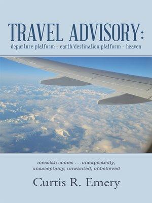 cover image of Travel Advisory