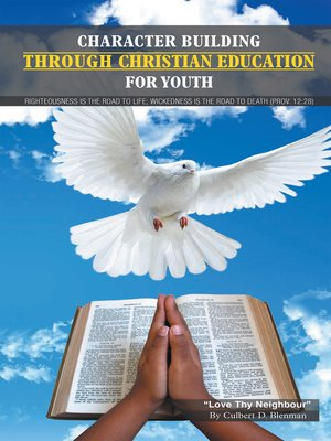 cover image of Character Building Through Christian Education For Youth