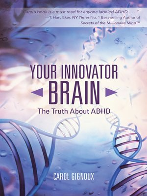 cover image of Your Innovator Brain