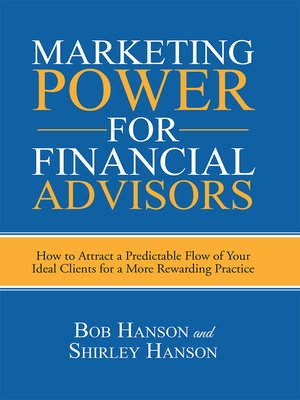 cover image of Marketing Power for Financial Advisors