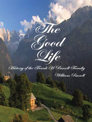 cover image of The Good Life