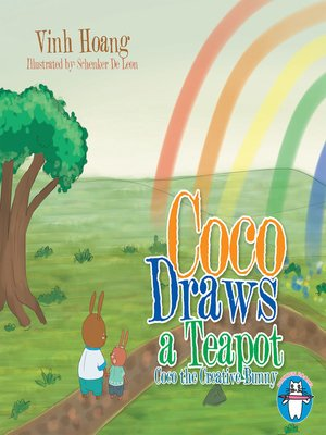 cover image of Coco Draws a Teapot