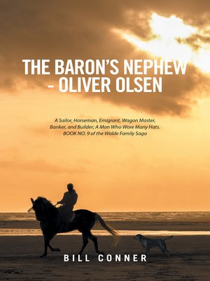 cover image of The Barons Nephewoliver Olsen