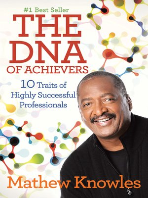 cover image of The DNA of Achievers