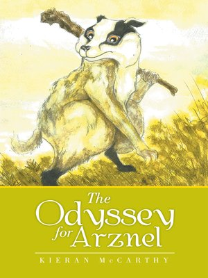 cover image of The Odyssey for Arznel