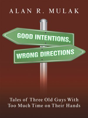 cover image of Good Intentions, Wrong Directions