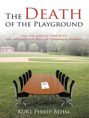 cover image of The Death of the Playground