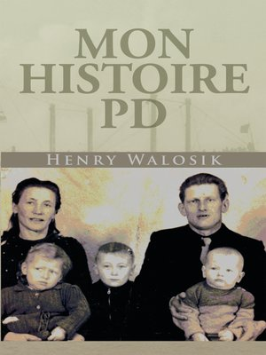 cover image of Mon Histoire PD