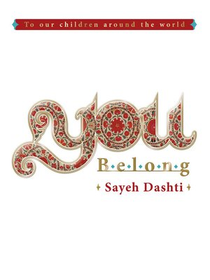 cover image of You Belong