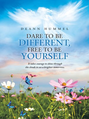 cover image of Dare to Be Different, Free to Be Yourself