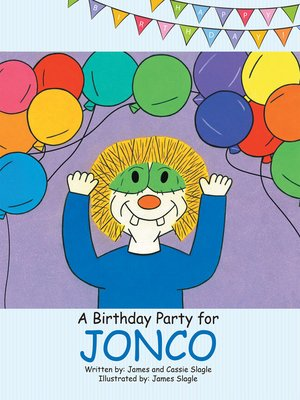 cover image of A Birthday Party for Jonco