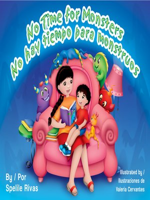 cover image of No Time for Monsters (No hay tiempo para monstruos)
