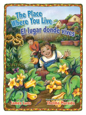 cover image of The Place Where You Live (El lugar donde vives)