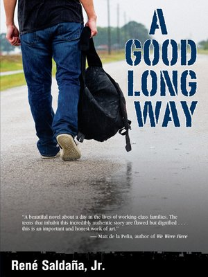 cover image of A Good Long Way