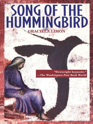 cover image of Song of the Hummingbird