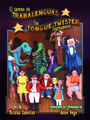 cover image of El torneo de trabalenguas (The Tongue Twister Tournament)