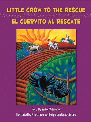 cover image of Little Crow to the Rescue (El cuervito al rescate)