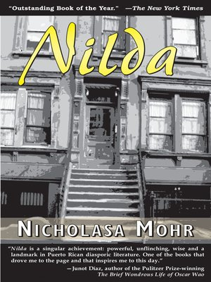 cover image of Nilda