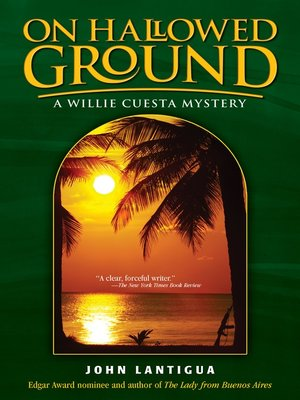 cover image of On Hallowed Ground