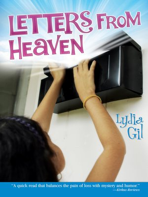 cover image of Letters from Heaven / Cartas del cielo